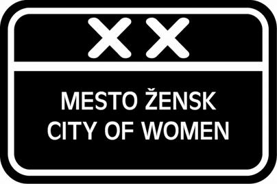 Mesto žensk