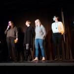 Foto: Nada Žgank, Burleskni kabare Fem TV 4.0 z razglasitvijo nagrade bodeča neža (Gromka, AKC Metelkova mesto), 7.3.2018