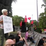 Demonstracije - Brez strahu. Proti politiki sovraštva.  Trg republike, Ljubljana, 31. 05. 2018. ©spol.si