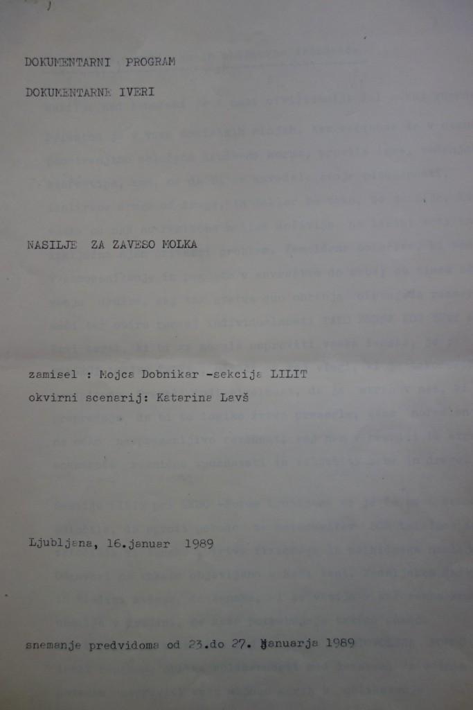 1989 01 Lavs scenarij